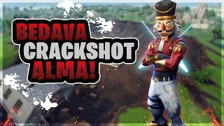 HOW TO GET FREE WOMEN CRACKSHOT FORTNIT? - Xpeaw (Fortnite English)