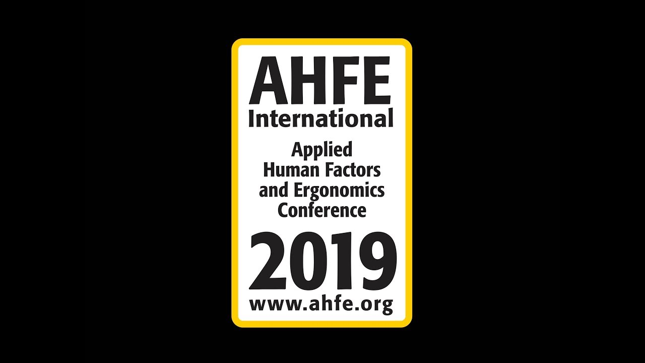 11th AHFE International Conference 2020