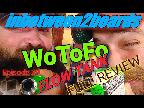 Wotofo Flow FULL REVIEW!!! is this the best sub ohm tank on