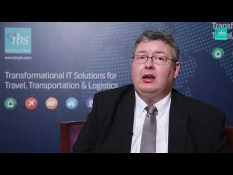 Dr  Roland Schütz, CIO, Lufthansa Group talks about partnership with IBS.