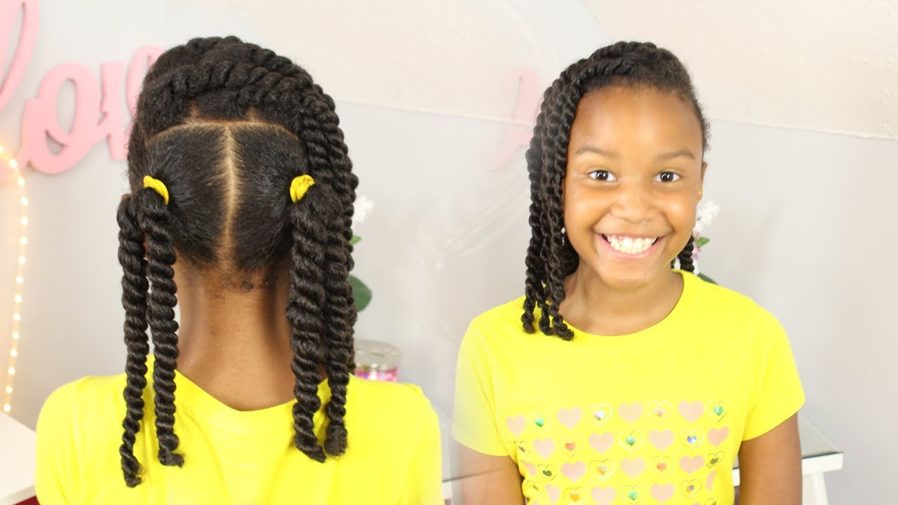 minute style two strand twists