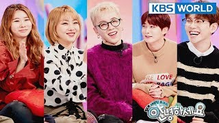 Video Guests : Narsha, Jea, Block B's Park Kyung,Taeil,Jaehyo[Hello Counselor/SUB : ENG,THA / 2018.02.05] download MP3, 3GP, MP4, WEBM, AVI, FLV Juli 2018