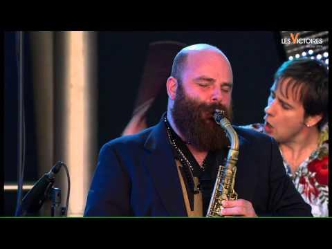 Les Victoires du Jazz 2014 Thomas de Pourquery & Supersonic - Love in Outer Space