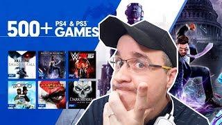 😱 PS NOW LUCROU MAIS QUE XBOX GAME PASS e EA ACCESS JUNTOS !