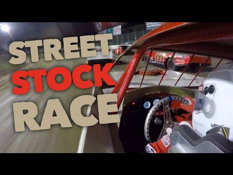 "STREET STOCK RACE ""Magnolia Speedway """