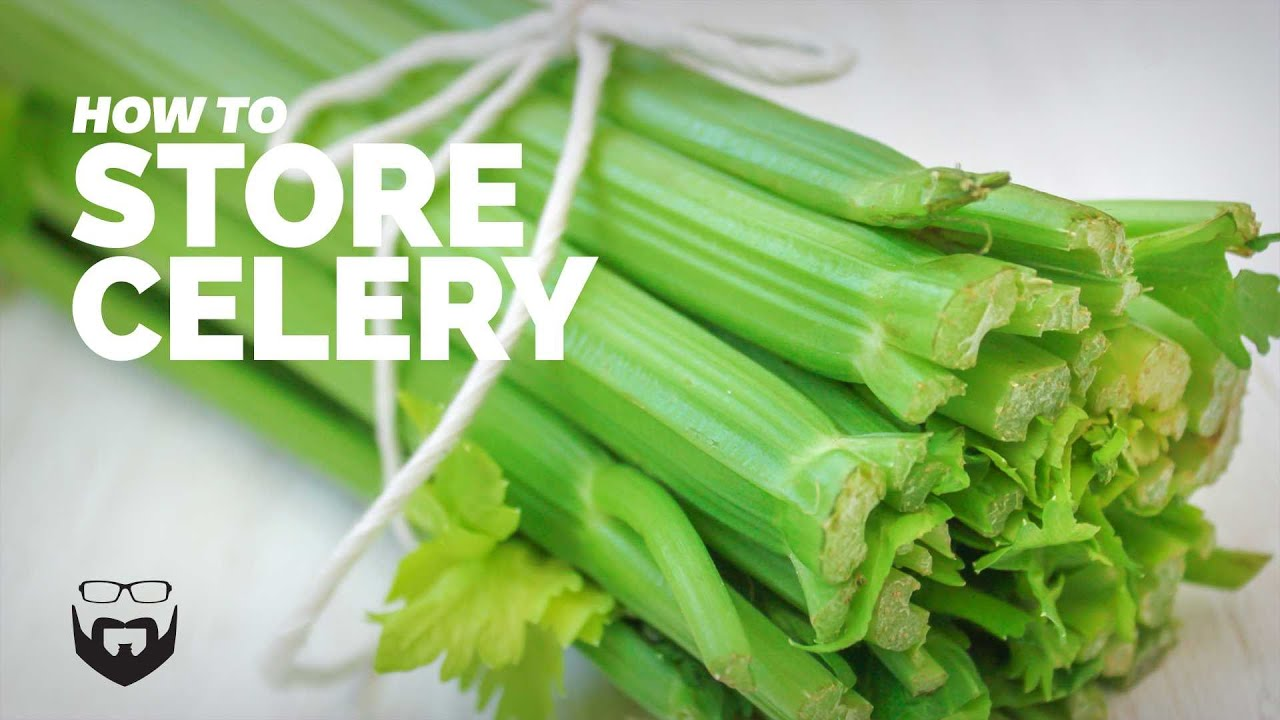 How to Store Celery for Weeks