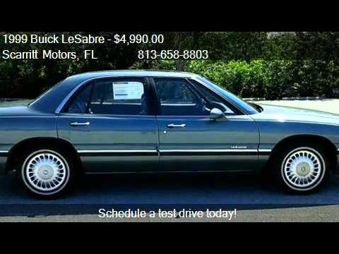 1999 buick lesabre for sale in seminole fl 33777 youtube. Black Bedroom Furniture Sets. Home Design Ideas