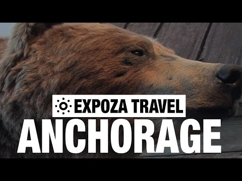 Anchorage (USA) Vacation Travel Video Guide