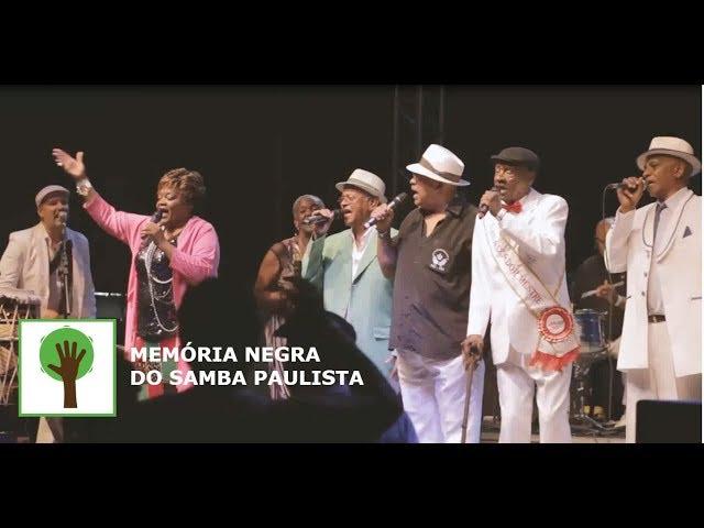 Minidoc Memória Negra do Samba Paulista