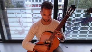 Nameless Song Dark Souls On Guitar