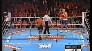 David Tua vs Jeff Lally (full fight)