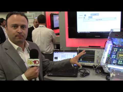 International Rectifier demonstrates their latest digital power solutions