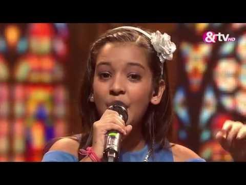 Nishtha Sharma - Piya Bawri - Liveshows - Episode 18 - The Voice India Kids