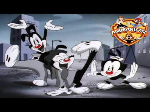 73- Animanicast #73: Animaniacs Creator Tom Ruegger Stops By and a Discussion of Animaniacs...