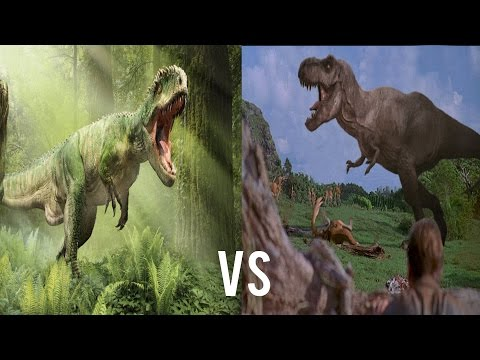 T-Rex vs Giganotosaurus: Who Would Win?