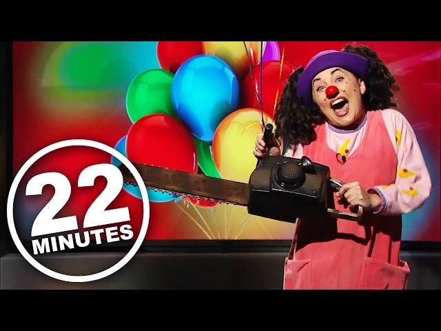 22 Minutes: Loonette on Creepy Clowns