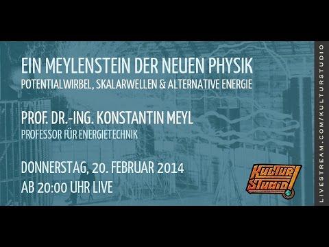Ein Meylenstein der neuen Physik - Prof.Dr.-Ing. Konstantin Meyl | KT 88