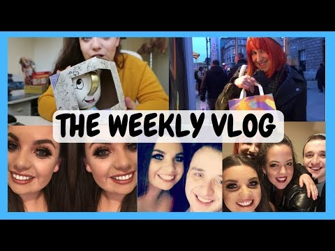 Penneys, Vegetarianism and a trip to Dublin | The Weekly Vlog #2 | CHASING RUBY CHAT