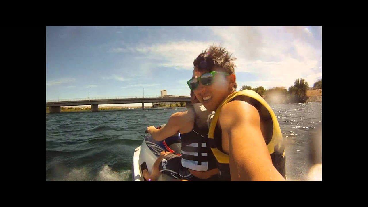Gopro Wet Bike Video Laughlin Nevada Or Arizona Youtube