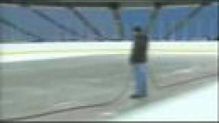 Ralph Wilson Stadium Ice Construction