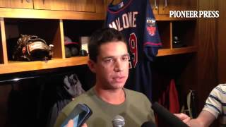 Video: Tommy Milone won