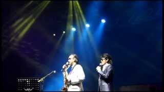 Konsert Gemilang Singapore..Seniman Menangis