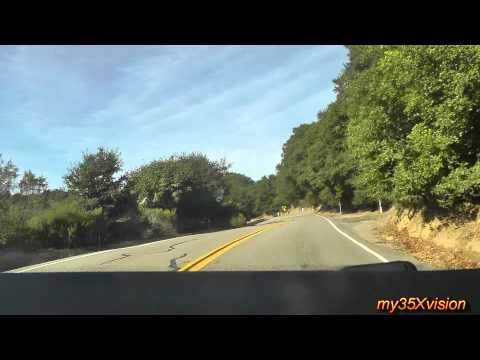 Ride through the  Natural Beauty of Castro Valley California in HD