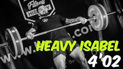 Heavy Isabel 4min02 - Georges Willy - Powered by BeNN (janvier 2019)