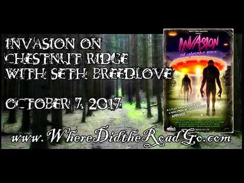 Invasion on Chestnut Ridge with Seth Breedlove - Oct 7, 2017