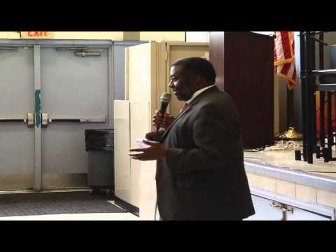 Black History Month - Dr. Henry Smith at Edison Charter School