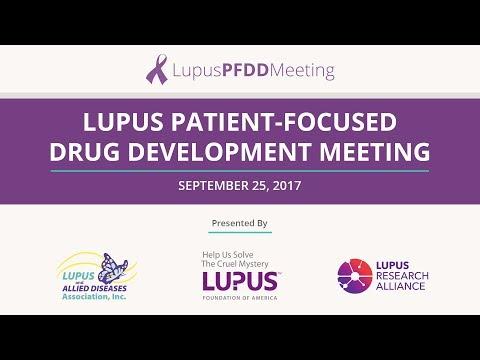 Lupus Patient-Focused Drug Development Meeting Webcast