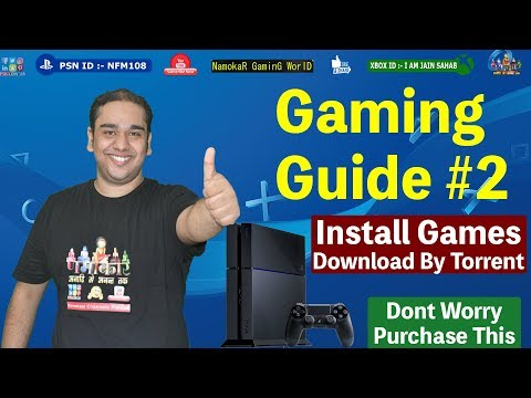 Gaming Guide #2 Hindi | Install Games /...