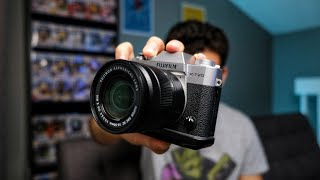 Is this all the Camera you need? Fujifilm X-T20 and 16-50mm Kit Lens