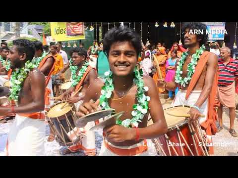 രാമായണ കാറ്റേ. ശിങ്കാരി മേളം ഫ്യൂഷൻ Singari Melam Fusion Ramayana Katte.