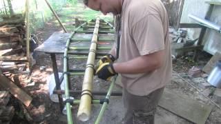 My Bamboo Canoe Project part 1 Thumbnail