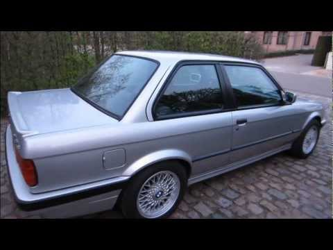 Bmw E30 318is Sterling Silber 1989 Youtube