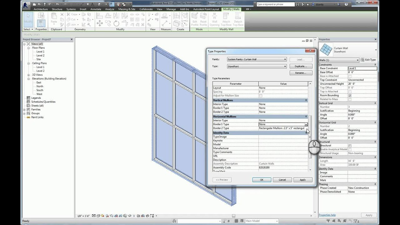 Corrugated Roof And Wall In Revit A How To Guide Youtube