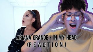 Ariana Grande - in my head Vogue Cover Video (Reaction)