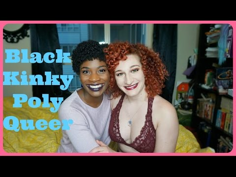 Black, Kinky, Poly and Queer :)