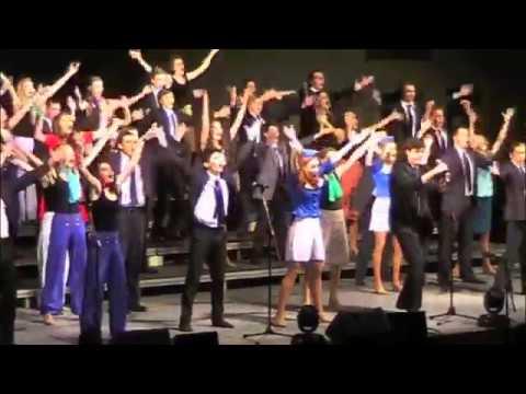 Sauk Prairie Show Choir 2017 Executive Session at Burlington