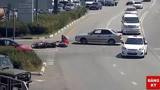 Những pha tai nạn giao thông hài hước nhất năm 2019 | Không thể biết trước được điều gì.
