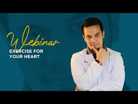 Exercise for your Heart (Webinar)