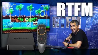 RTFM#62 - Beelink GT1 MINI TV Box - Ο Νάσκαρης παίζει Sonic!