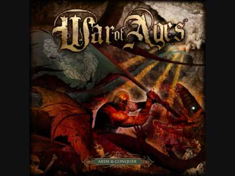 War Of Ages-All Consuming Fire with Lyrics