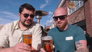 Au Bootlegger Beer Review Picaroons D.I.P.A. Pivot #16