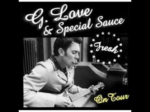 G. Love & Special Sauce ~ Leaving the City