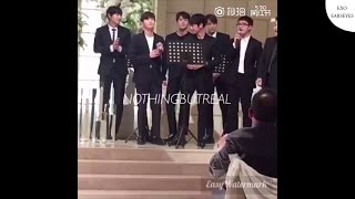 Gambar cover EXO - 좋아좋아 (I Like You) at Lee Seunghwan Manager's Wedding [KR/EN/TH CC]
