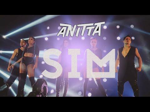 Sim - Anitta e ConeCrew (Bang Tour) no Barra Music