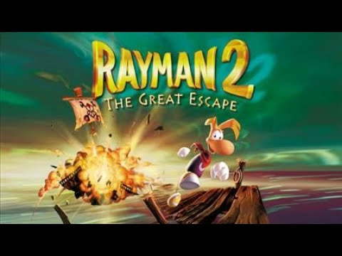 Spider Attack - Rayman 2: The Great Escape