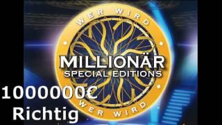 Wer wird Millionär Soundtracks [13] - 1.000.000 € [Antwort Richtig]